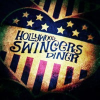 Photo taken at Swingers by Hal S. on 8/1/2012
