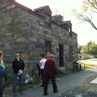 Photo taken at Lock Keeper's House by William D. on 10/23/2011