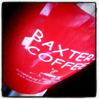 Photo taken at Baxter's Coffee by Wes B. on 4/20/2011