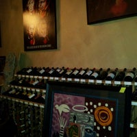 Photo taken at The Vinyard Wine Market by Chad M. on 4/15/2012