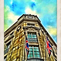 Photo taken at The Trafalgar Hotel by Lin H. on 1/10/2012