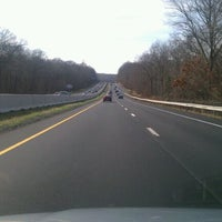Photo taken at I-95 -- East Lyme by Jose A. on 11/26/2011