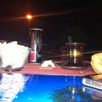 Photo taken at Bahçe Cafe by Rabia Ö. on 6/22/2012