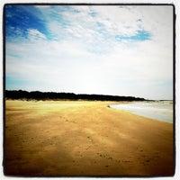 Photo taken at Dewees Island by Lauren C. on 7/25/2011