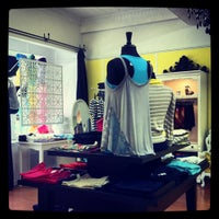 Photo taken at GorJess & LoveLee Boutique by Heather F. on 5/3/2012