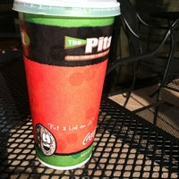 Photo taken at Pita Pit by Brianne H. on 7/27/2012