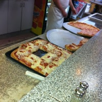 Photo taken at Gino's Pizza by William T. on 2/26/2012