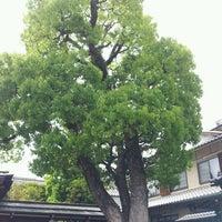 4/29/2012にNaho A.が晴明神社で撮った写真