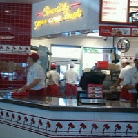 Photo taken at In-N-Out Burger by Bridget W. on 5/22/2012