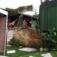 Photo taken at Pousada Ikabana by Renato F. on 6/7/2012