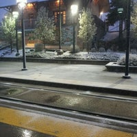 Photo taken at RTD Downtown Littleton Station by Patrick K. on 4/3/2012