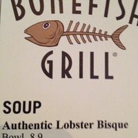Photo taken at Bonefish Grill by Rob M. on 7/25/2012