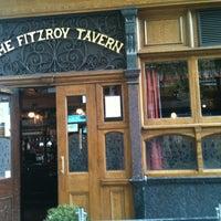 Photo taken at Fitzroy Tavern by John Paul G. on 8/28/2012