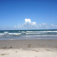 Photo taken at Canaveral Sands by Christy A. on 7/13/2012
