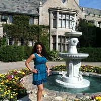 Photo taken at Playboy Mansion by Rachel L. on 8/23/2012