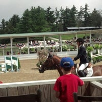 Photo taken at Blowing rock equestrian center by Beeris G. on 8/5/2012