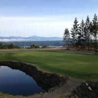 Photo taken at Alderbrook Golf and Yacht Club by Jeff C. on 6/21/2012