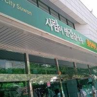 Photo taken at 수원시민방위교육장 by BLeo L. on 5/15/2012