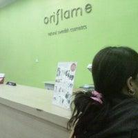 Photo taken at Oriflame Bandung Office by Marisa P. on 4/13/2012