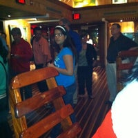 Photo taken at Johnnie's Hideaway by Norman H. on 4/4/2012