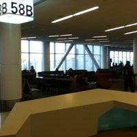 Photo taken at Gate 58B by Carlos M. on 9/5/2012
