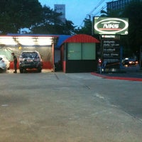Photo taken at NKS CarCare by Pipatpong B. on 4/17/2012