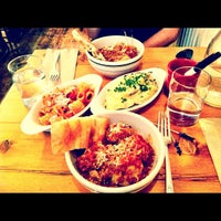 Photo taken at The Meatball Shop by Shawn K. on 7/27/2012