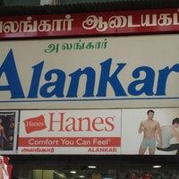 Photo taken at Alankar by Arpit S. on 6/17/2012