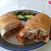Photo taken at Italian Sandwich Shop by Jordan M. on 7/4/2012
