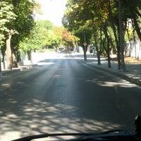 Photo taken at Florya Sahili by Fatih D. on 9/9/2012