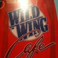 Photo taken at Wild Wing Cafe by Derham C. on 7/14/2012