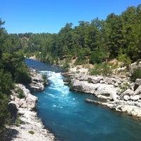 8/30/2012 tarihinde Deniz tuğçeziyaretçi tarafından Köprülü Kanyon'de çekilen fotoğraf