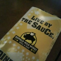 Photo taken at Buffalo Wild Wings by Alex T. on 5/16/2012