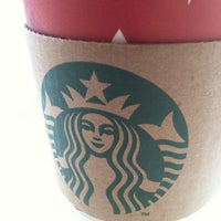 Photo taken at Starbucks by Andre R. on 11/27/2011