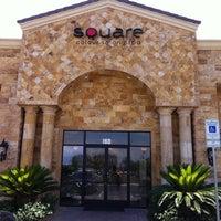 Photo taken at Square - Colour Salon & Spa by Lauren D. on 7/5/2011