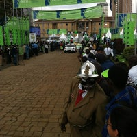 Photo taken at KICC by Steven K. on 6/8/2012