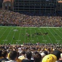 Photo taken at Folsom Field by Kiley K. on 10/1/2011