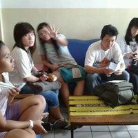 Photo taken at Sekolah Santo Paulus Jakarta by Hendry D. on 2/11/2012