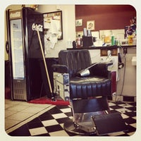 Photo taken at Town Plaza Barbers by Grgry on 5/30/2012