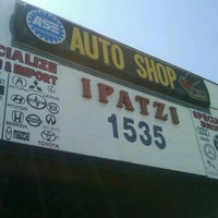 Photo taken at Ipatzi Auto Repair by Adam I. on 4/14/2011