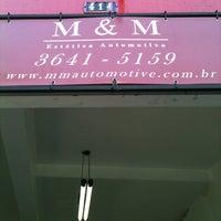 Photo taken at M&M Estética Automotiva by Thiago I. on 7/15/2011