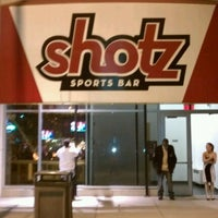 Photo taken at shotZ by Martyn P. on 10/31/2011