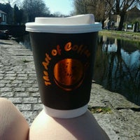 Photo taken at The Art of Coffee by Katrin P. on 3/27/2012