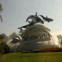 Photo taken at SeaWorld Orlando Parking Lot by John B. on 9/30/2011