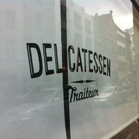 Photo taken at Delicatessen by Laurent J. on 7/9/2012