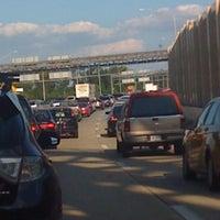 Photo taken at Schuylkill Expressway by John B. on 8/17/2011