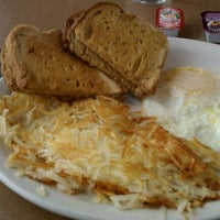 Photo taken at Harvester Restaurant by Annie M. on 1/20/2012
