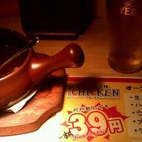 Photo taken at BAR CHICKEN by Yuuichi T. on 11/8/2011