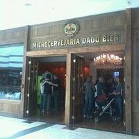 Photo taken at Dado Bier Restaurante by Nysten M. on 10/9/2011