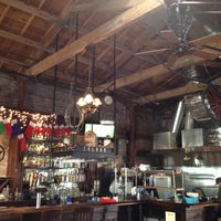 Photo taken at The Old Wagon Saloon & Grill by Tedd F. on 12/26/2011